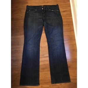 7 for All Mankind Jeans-size 32